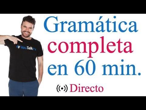 Guía De Gramática Inglesa 2020 Gramática Inglés Completa Con Ejercicios