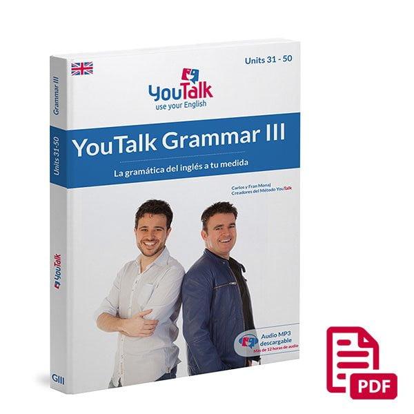 YouTalk Grammar 3