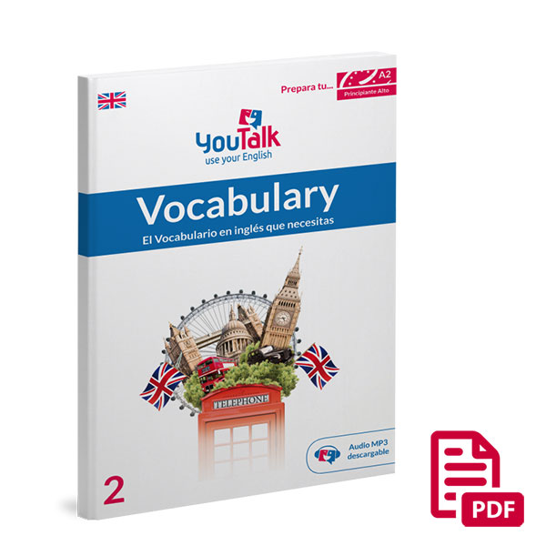 YouTalk Vocabulary 2
