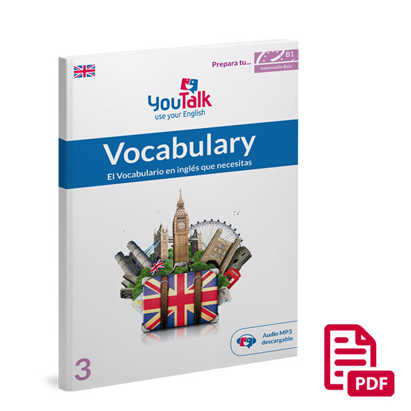 YouTalk Vocabulary 3