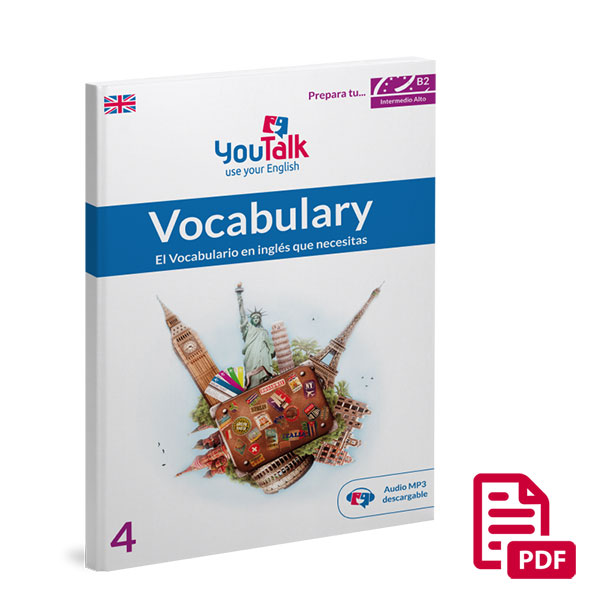 YouTalk Vocabulary 4