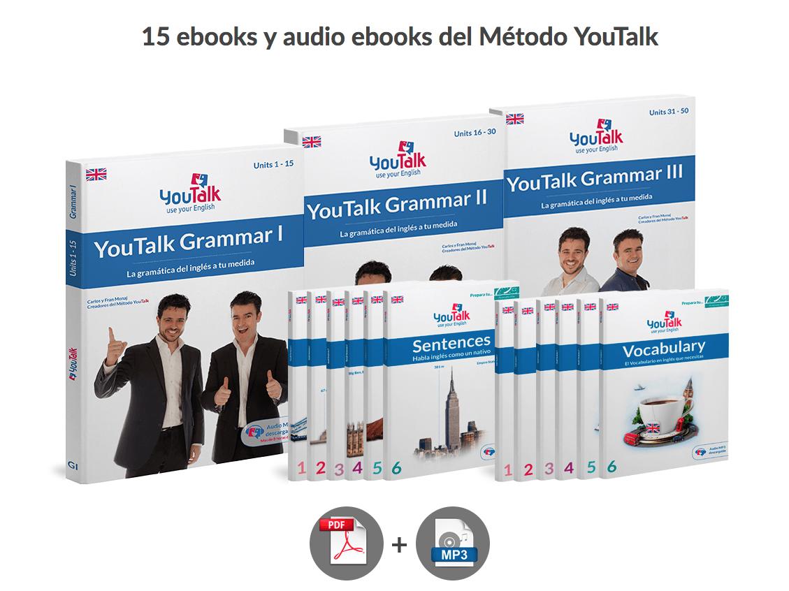 Colección Completa: ebooks y audio libros