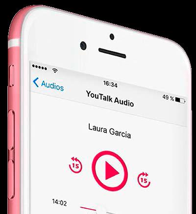 Audios Youtalk