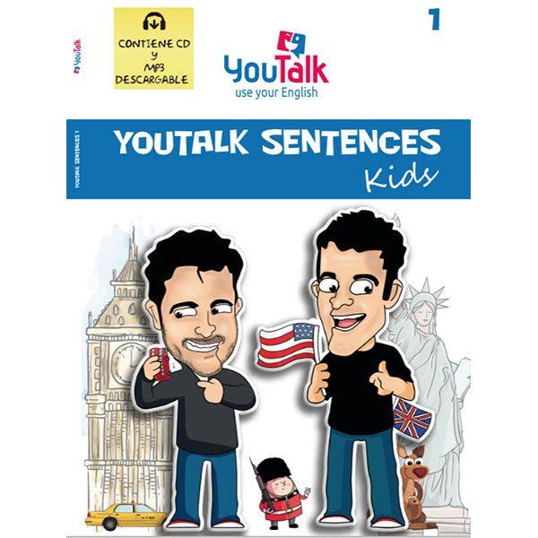 YouTalk Sentences Kids 1
