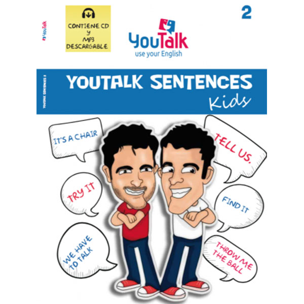 YouTalk Sentences Kids 2