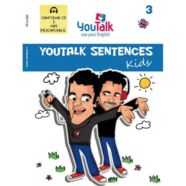YouTalk Sentences Kids 3