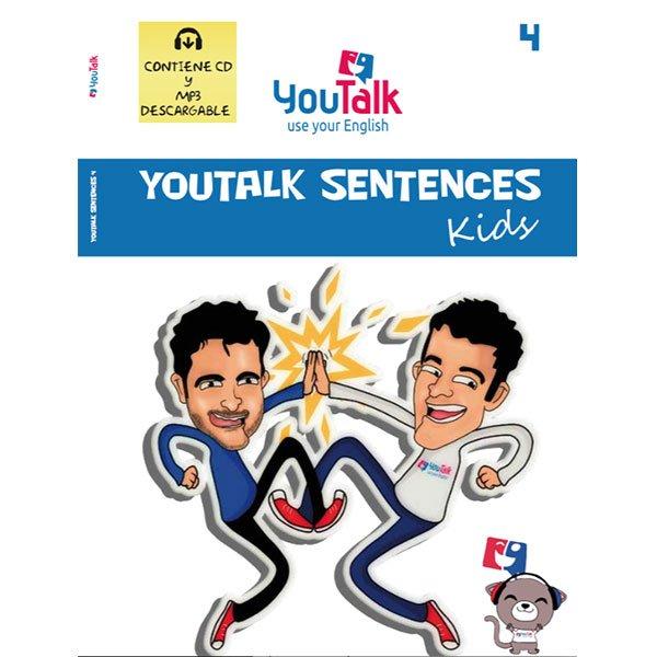 YouTalk Sentences Kids 4