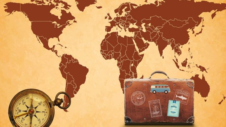 turismo en inglés/viajar inglés