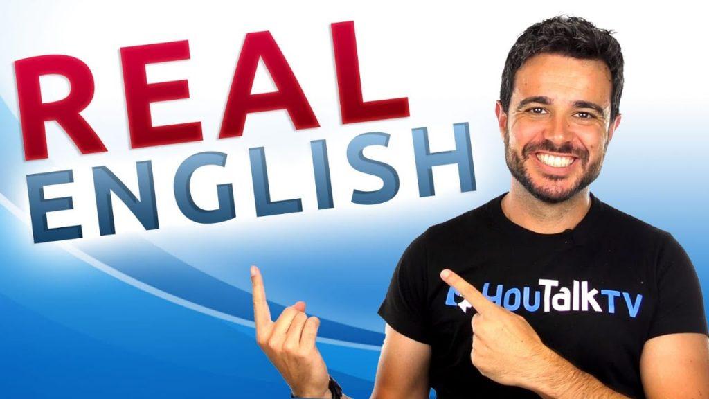 Aprende inglés real: Portada del vídeo de Carlos de YouTube