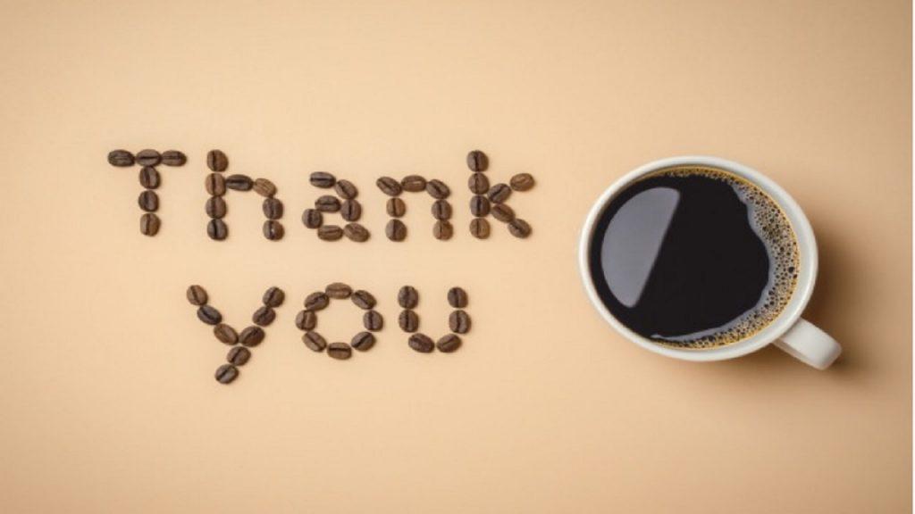agradecer en inglés / dar gracias en inglés