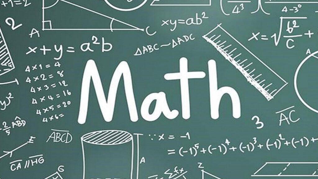 vocabulario de matemáticas en inglés / matemáticas en inglés