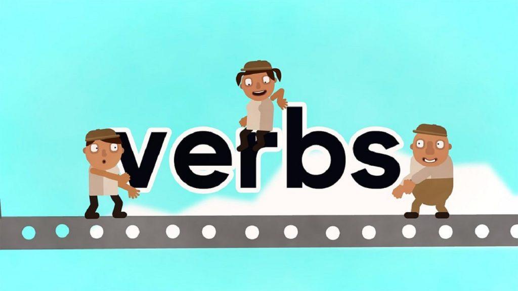 vocabulario de verbos en inglés / léxico de verbos en inglés