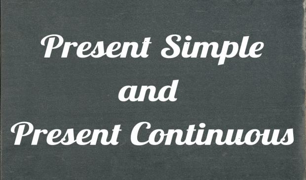 present-simple-present-continuous-ingles