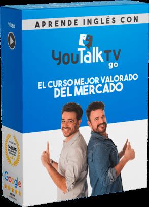 Youtalk TV GO – Curso para aprender inglés online 3