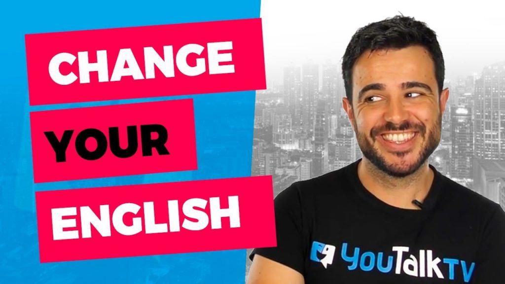 Como hablar cómo un nativo: Portada del vídeo de YouTube de Carlos