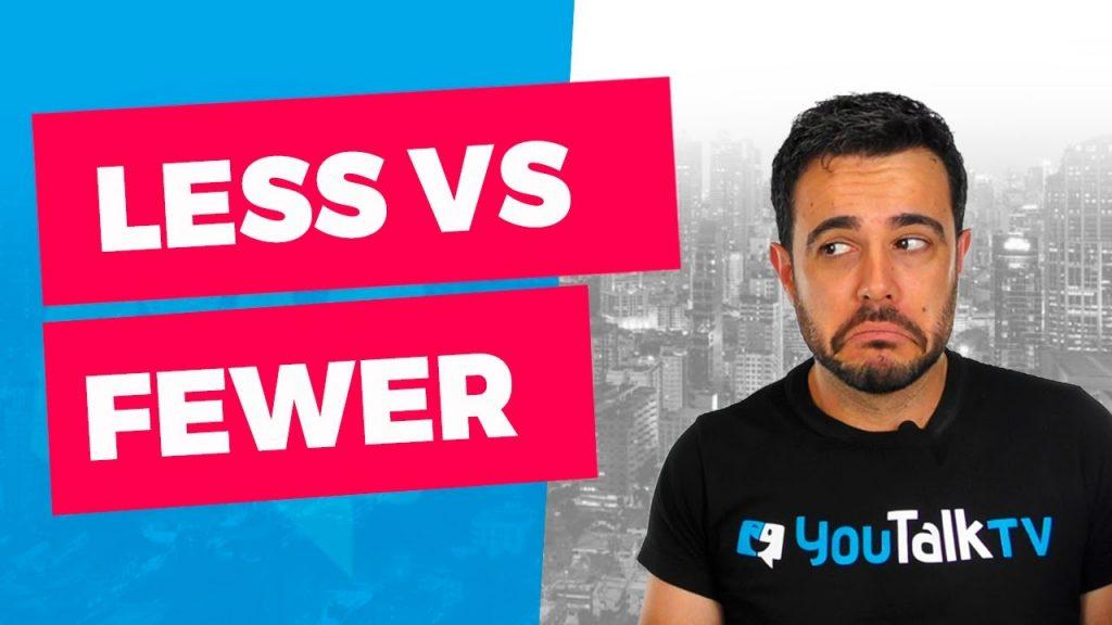 Como se dice poco en inglés: Portada del vídeo de YouTalk de Carlos: