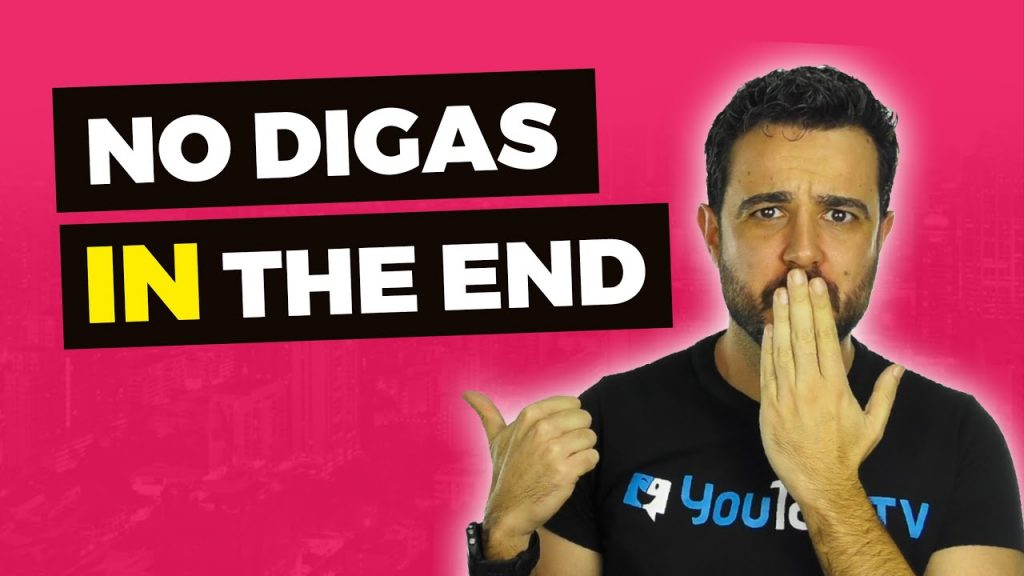 Qué significa in the end: Portada del vídeo de YouTube de Carlos