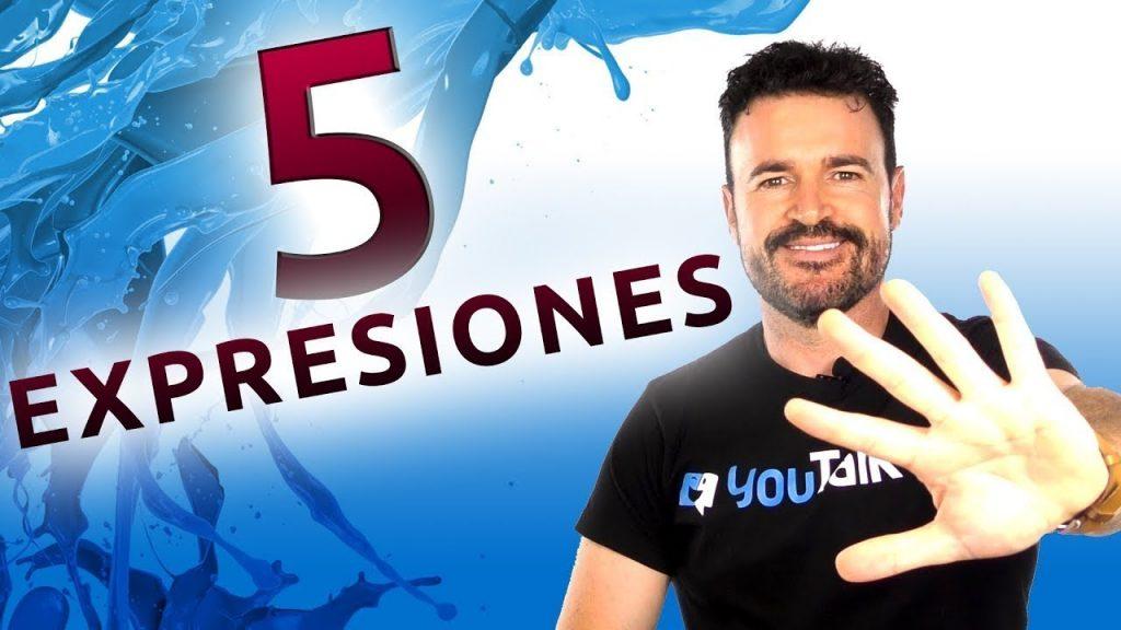 5 expresiones en ingles traducidas correctamente del español