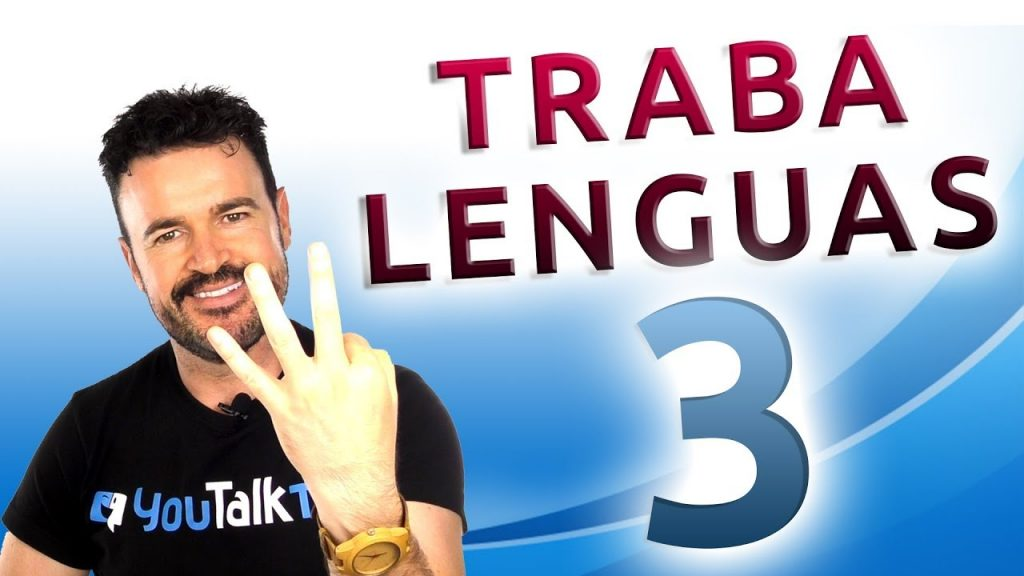 Trabalenguas en inglés para tu pronunciación: Portada del vídeo de Fran