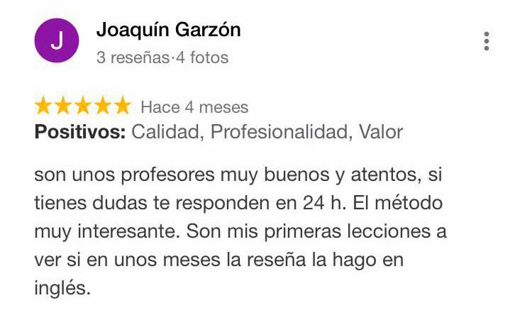 google review 1.1