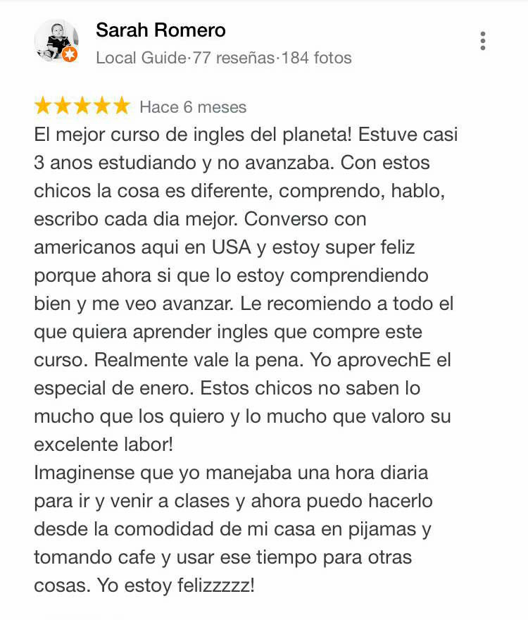 google review 2.1
