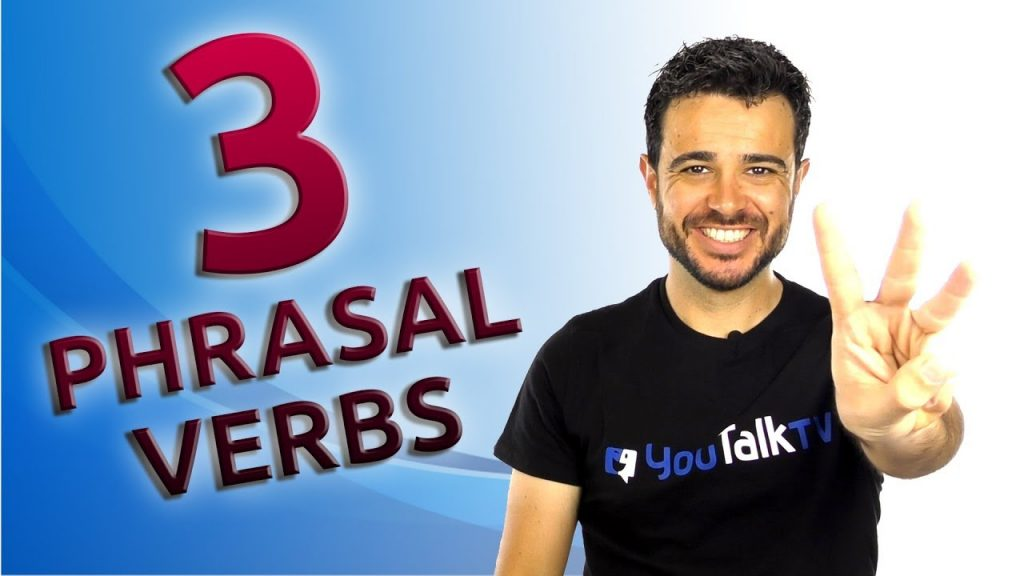 imagen para el artículo sobre tres phrasal verbs con Get en inglés.