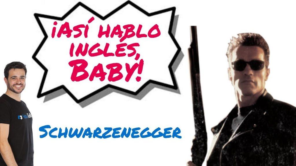 inglés de Arnold Schwarzenegger