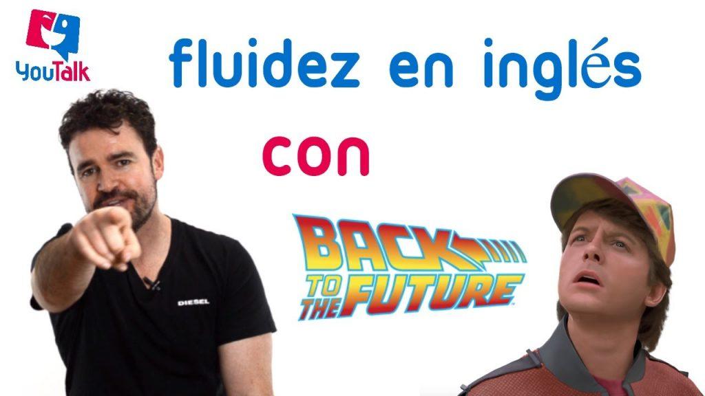 aprende inglés con regreso al futuro