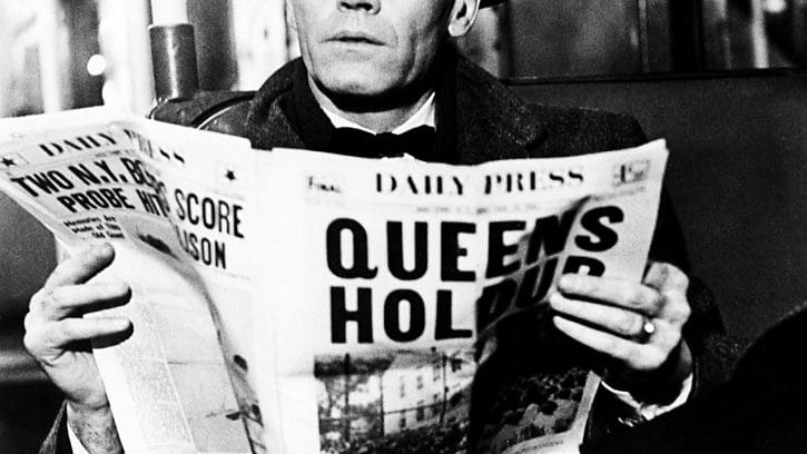 periódicos en inglés / leer periódicos en inglés