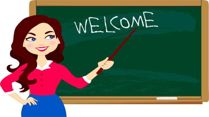 pronunciación de teacher / sinónimos de teacher en inglés